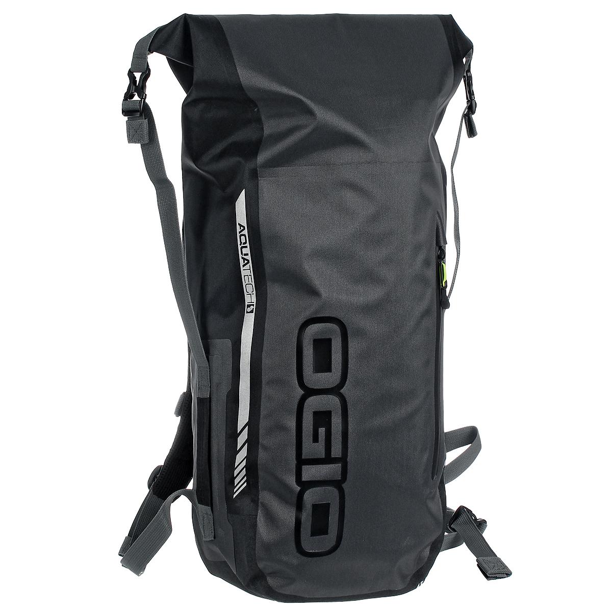 Рюкзак водонепроницаемый Ogio All Elements Pack Stealth, цвет: черный