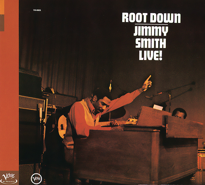 Jimmy Smith. Live! Root Down