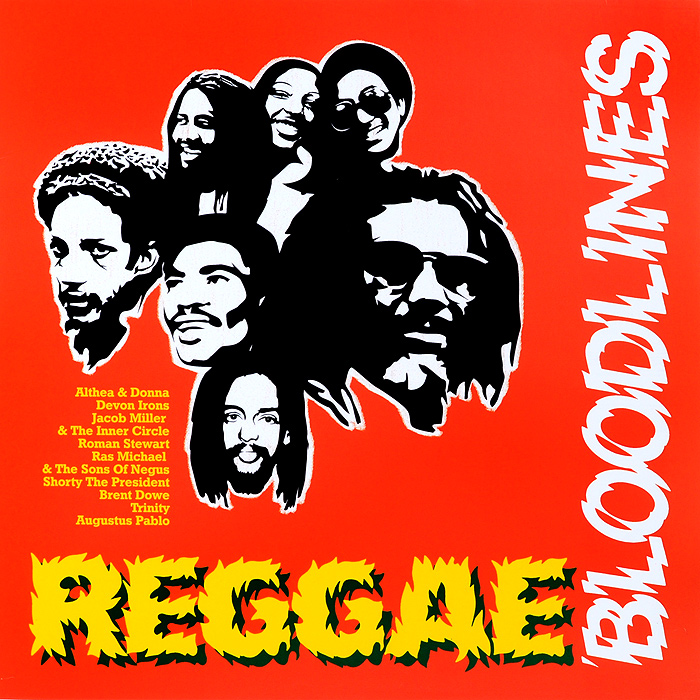 Reggae Bloodlines (LP)