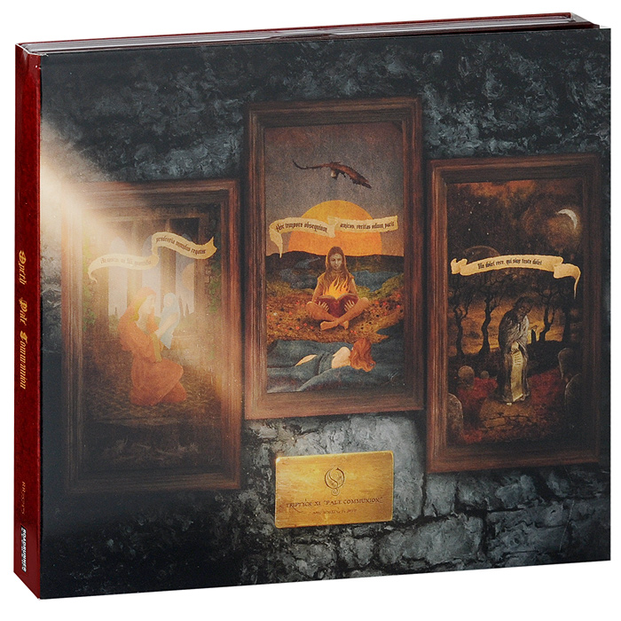 Opeth Opeth. Pale Communion. Deluxe Edition (CD + Blu-Ray Audio) rush rush signals blu ray audio