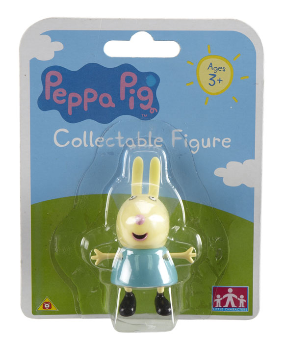 Фигурка Peppa Pig Любимый персонаж. Зайчик