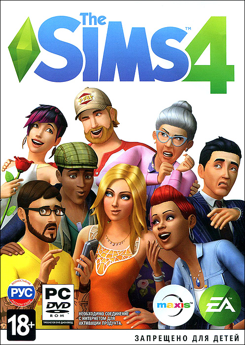 The Sims 4, Maxis
