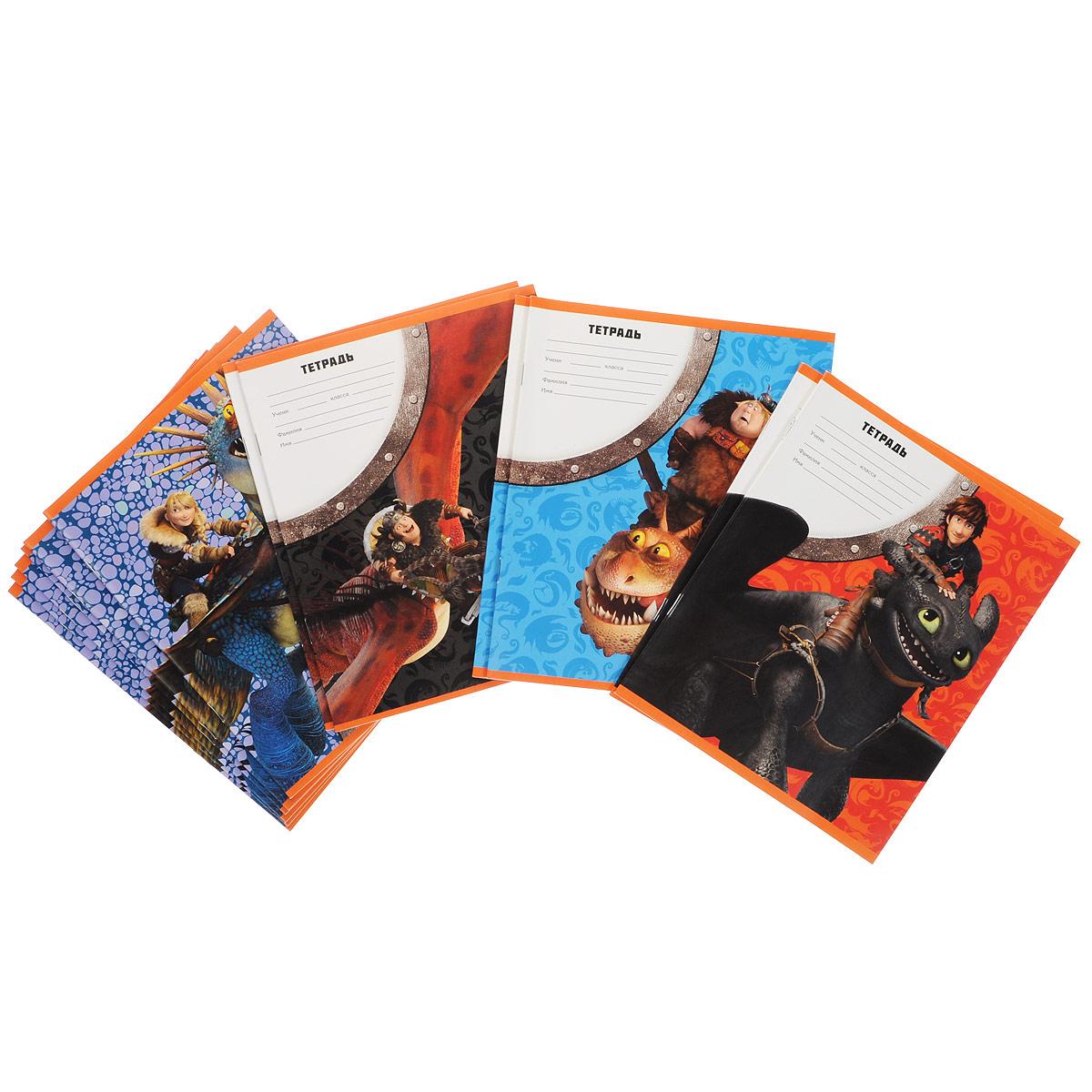 Набор тетрадей ACTION!DRAGONS, мелованный картон, линейка, ф. А5, 12 л., 4 дизайна, 12 шт в упаковке, (ACTION!)72523WDНабор тетрадей ACTION!DRAGONS, мелованный картон, линейка, ф. А5, 12 л., 4 дизайна, 12 шт в упаковке. * Обложка - высококачественный целлюлозный мелованный картон плотностью 200г/м2, ВД-лак. УВАЖАЕМЫЕ КЛИЕНТЫ!Обращаем ваше внимание на возможные изменения в дизайне, связанные сассортиментом продукции: дизайн обложки может отличаться от представленного на изображении. Поставка осуществляется в зависимости от наличия на складе. Разметка: линейка. Бумага: матовая. Формат: А5. Обложка: картон, ламинированная, бумага. Пол: унисекс. Возраст: дошкольники младшие классы. Крепление: скрепка. Особенности:обложка- мелованный картон12 шт в упаковке