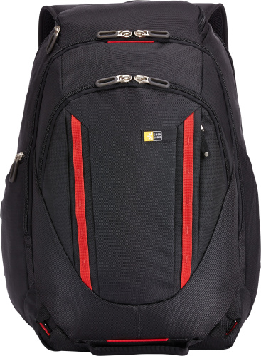 Рюкзак классический Case Logic, цвет: черный. BPEP-115KCL_NB_BPEP-115KПрактичный рюкзак для ноутбука до 15.6 и планшета 10.1 серии Evolution.Особенности рюкзака:Специальный отдел для ноутбука и чехол для планшета. Карман на застежке-молнии с верхней загрузкой обеспечивает быстрый доступ и удобное хранение необходимых в пути предметов, таких как солнечные очки или телефон. На спинке, сбоку есть небольшой потайной карман для хранения небольших ценных вещей. Передняя панель-органайзер с карманами поможет содержать в порядке небольшие аксессуары. Благодаря желобу на задней панели легко надевается на ручку сумки или чемодана на колесах. В объемные боковые карманы можно положить бутылку с водой или MP3-плейер, вытянув наушники через специальное отверстие. С помощью ручек сверху и снизу вы легко разместите сумку в шкафу или на полке самолета.Объем 29 л.