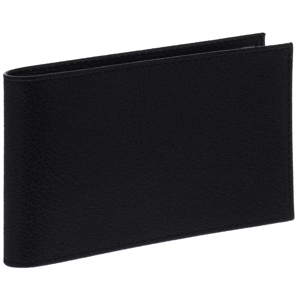 Визитница горизонтальная Askent, цвет: черный. V.1.LG392678Горизонтальная визитница Askent изготовлена из натуральной кожи и исполнена в лаконичном стиле. Внутри содержится съемный блок из прозрачного мягкого пластика на 20 визиток, а также 2 удобных боковых кармана. Изделие упаковано в фирменную коробку.Стильная визитница подчеркнет вашу индивидуальность и изысканный вкус, а также станет замечательным подарком человеку, ценящему качественные и практичные вещи.