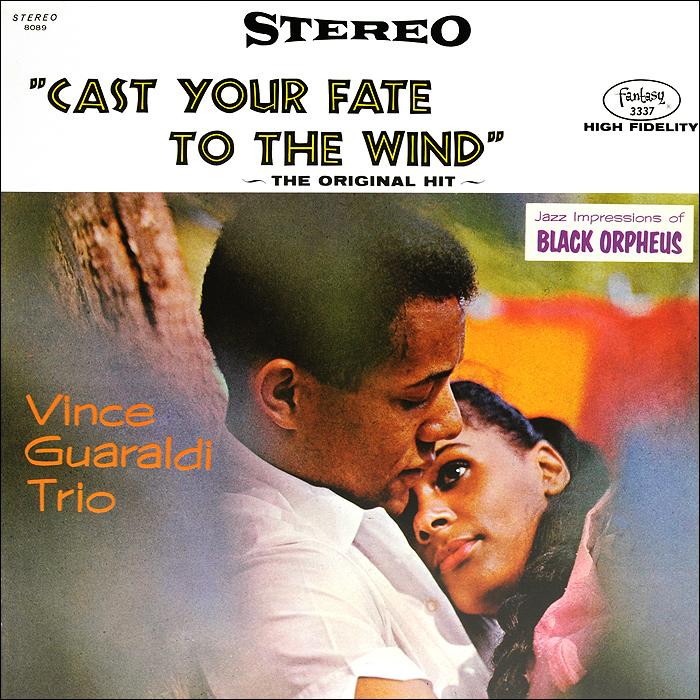 Vince Guaraldi Trio Vince Guaraldi Trio. Jazz Impressions Of Black Orpheus (LP) rt trio diamond 120