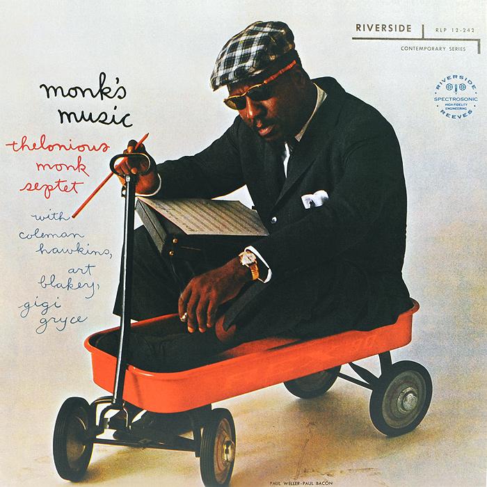 Телониус Монк Thelonious Monk. Monks Music (LP)