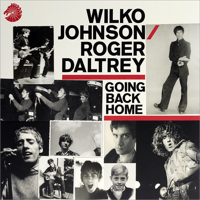 Вилко Джонсон,Роджер Долтри Wilko Johnson, Roger Daltrey. Going Back Home (LP) mick johnson motivation is at