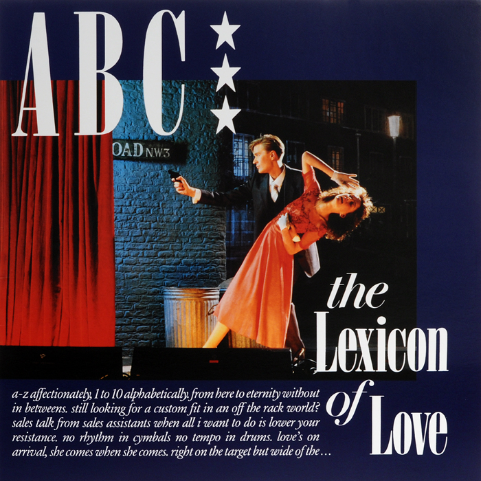 ABC ABC. The Lexicon of Love (LP) ночная рубашка the flower of love