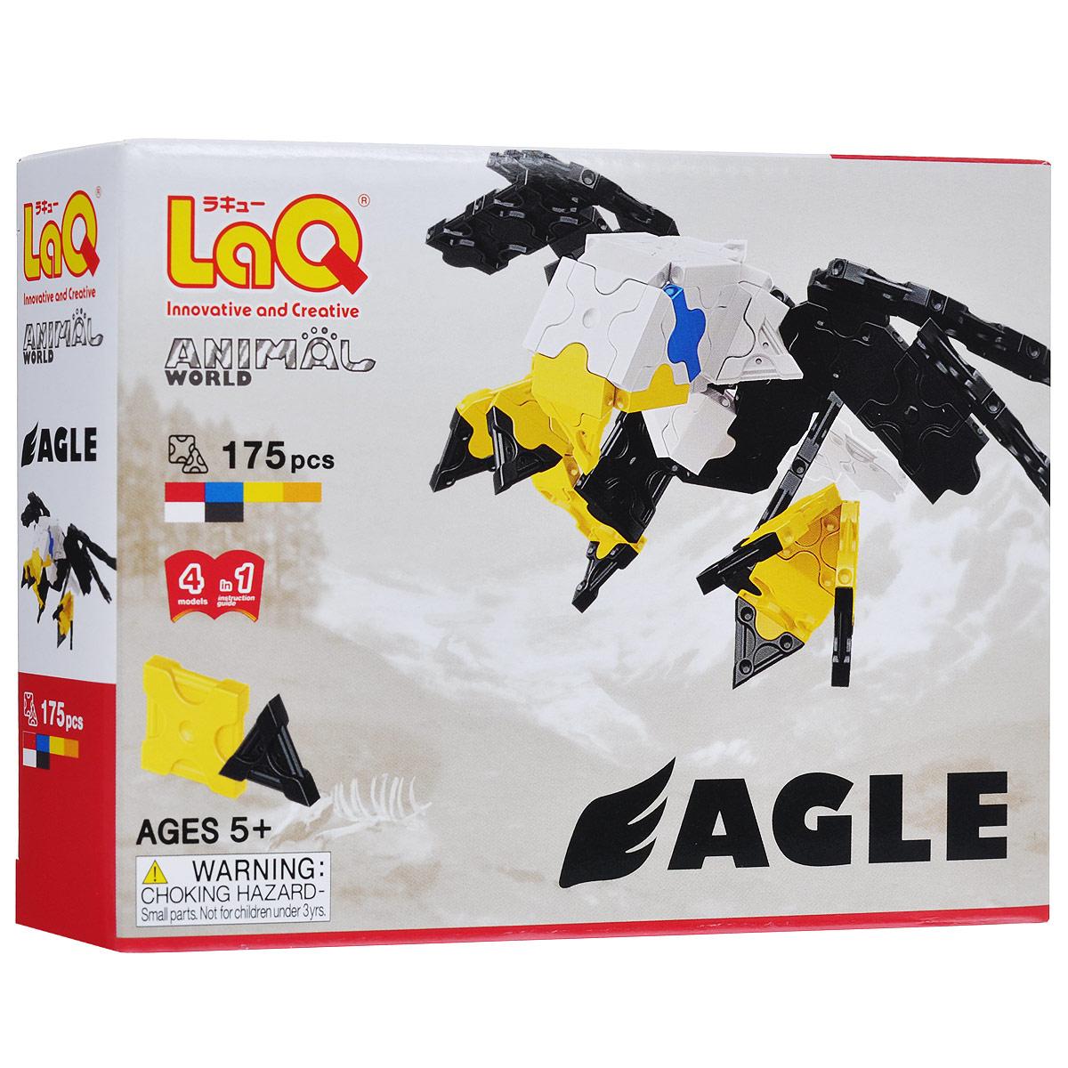 """Конструктор LaQ """"Eagle"""", 175 элементов, Yoshiritsu"""