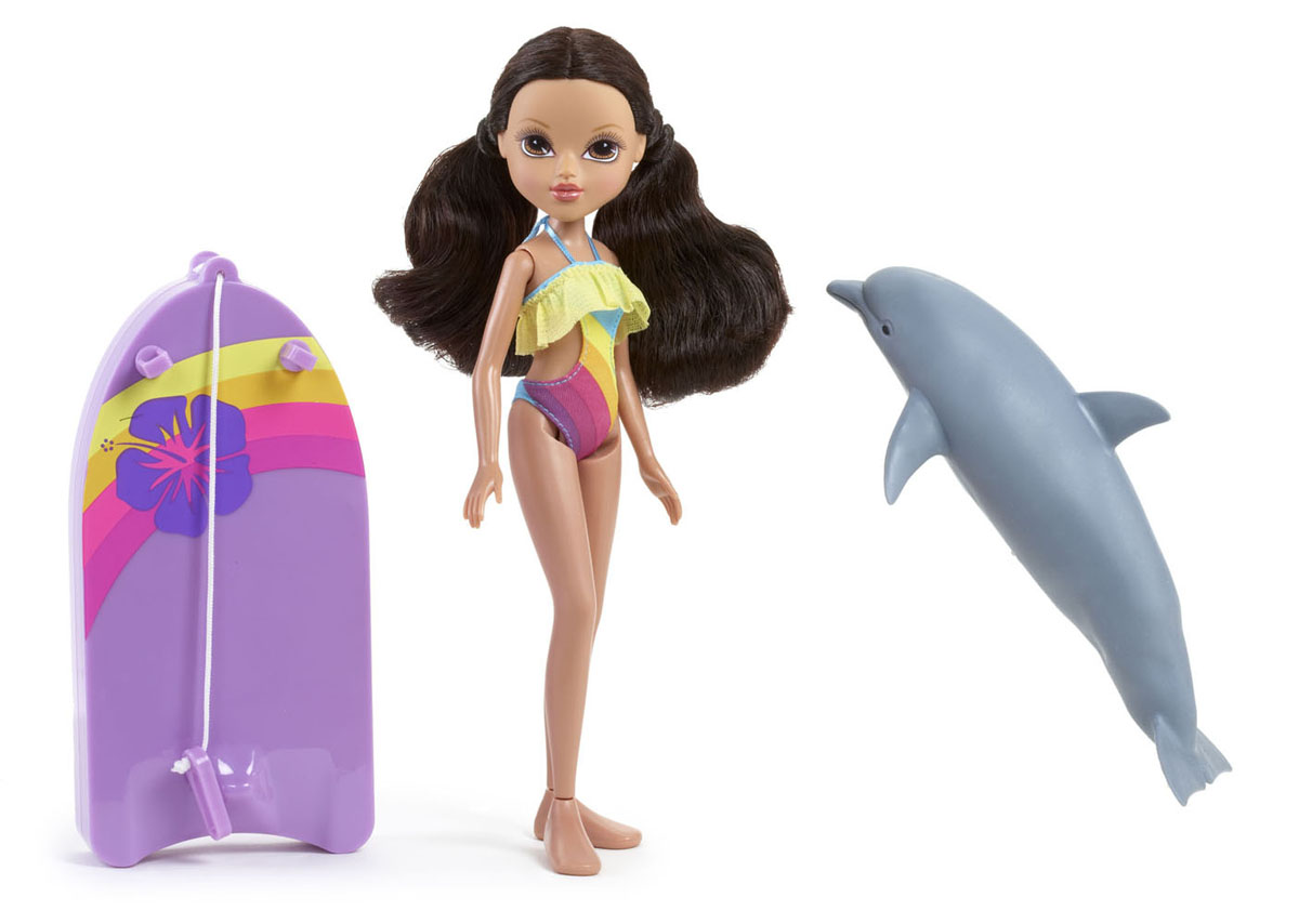 Moxie Игровой набор с куклой Софина с плавающим дельфином, MGA Entertainment
