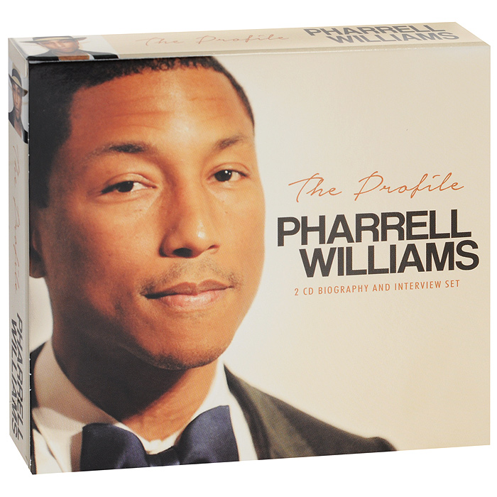 Фарелл Уильямс Pharrell Williams. The Profile (2 CD) sir andrew davis williams the symphonies 6 cd