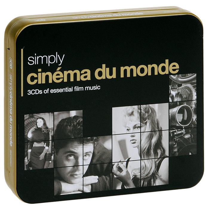 Simply Cinema Du Monde (3 CD)