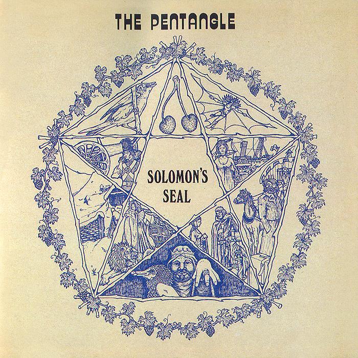Pentangle Pentangle. Solomon'S Seal