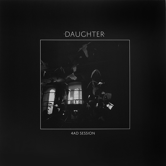 Daughter Daughter. 4Ad Session (LP) запонки daughter qj03473