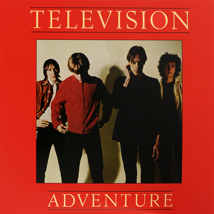 Adventure Adventure. Television (LP) отзывы jj connect adventure v1500