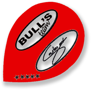 Набор оперений для дротиков Bulls Five-Star Flights Pear. Rodrigues, 3 см х 4,1 см52867Набор оперений для дротиков Bulls Five-Star Flights Pear. Rodrigues выполнен из высококачественного нейлона и украшен автографом чемпиона по дартсу. Оперения для дротиков Bulls производятся по новой уникальной технологии и отличаются высокой прочностью к внешним воздействиям. Толщина 100-150 микрон обеспечивает великолепную аэродинамику и точность броска. Подходят для всех типов дротиков, кроме XP.Возврат товара возможен только при наличии заключения сервисного центра. Время работы сервисного центра:Пн-чт: 10.00-18.00 Пт: 10.00- 17.00 Сб, Вс: выходные дни Адрес: ООО ГАТО, 121471, г.Москва, ул. Петра Алексеева, д 12., тел. (495)232-4670, gato@gato.ru