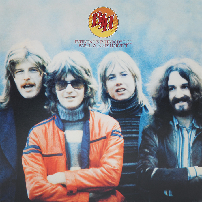 Barclay James Harvest Barclay James Harvest. Everyone Is Everybody Else (LP) harvest