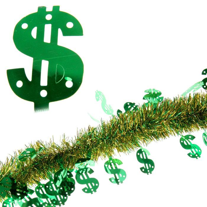 Мишура новогодняя Sima-land, цвет: золотистый, зеленый, диаметр 7 см, длина 2 м. 27937334463Новогодняя мишура Sima-land, выполненная из фольги, поможет вам украсить свой дом к предстоящим праздникам. А новогодняя елка с таким украшением станет еще наряднее. Мишура армирована, то есть имеет проволоку внутри и способна сохранять приданную ей форму. Новогодней мишурой можно украсить все, что угодно - елку, квартиру, дачу, офис - как внутри, так и снаружи. Можно сложить новогодние поздравления, буквы и цифры, мишурой можно украсить и дополнить гирлянды, можно выделить дверные колонны, оплести дверные проемы. Коллекция декоративных украшений из серии Зимнее волшебство принесет в ваш дом ни с чем несравнимое ощущение праздника! Создайте в своем доме атмосферу тепла, веселья и радости, украшая его всей семьей.