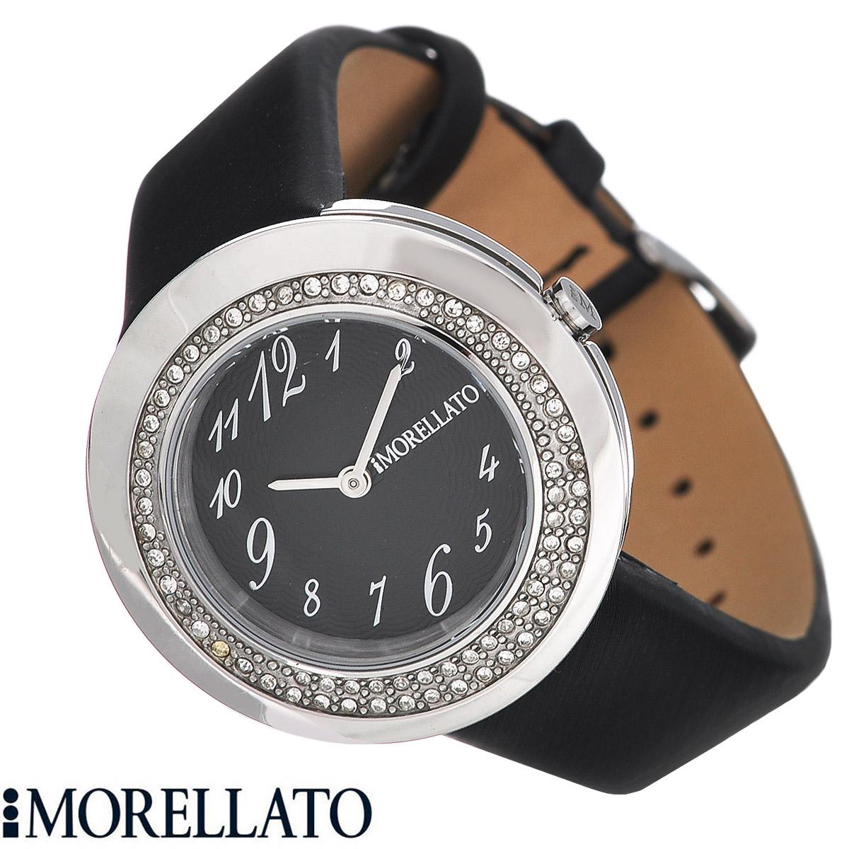 Часы женские наручные Morellato, цвет: серебристый, темно-серый. R0151112503BM8434-58AEНаручные женские часы Morellato оснащены кварцевым механизмом. Корпус выполнен из высококачественной нержавеющей стали и по контуру циферблата инкрустирован кристаллами. Циферблат с арабскими цифрами защищен минеральным стеклом. Часы имеют две стрелки - часовую и минутную. Ремешок часов выполнен из натуральной кожи с шелковистой отделкой и оснащен классической застежкой. Часы укомплектованы паспортом с подробной инструкцией. Часы Morellato отличаются уникальным, но в то же время простым и лаконичным стилем. Характеристики:Диаметр циферблата: 2,3 см.Размер корпуса: 3,4 см х 3,4 см х 0,6 см.Длина ремешка (с корпусом): 20,5 см.Ширина ремешка: 1,6 см.