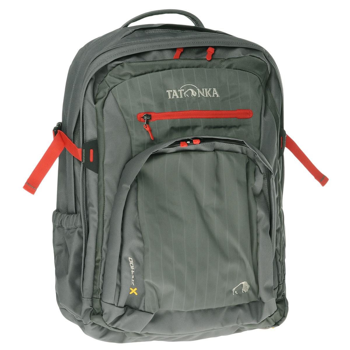 Рюкзак Tatonka  Zaphod , цвет: серый - Рюкзаки