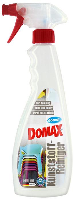 Чистящее средство Domax для пластмассовых изделий, 500 мл01022Жидкое чистящее средство для изделий из пластика с антистатическим эффектом Анти-пыль. Очиститель пластика Domax идеально подходит для очистки садовой и комнатной пластиковой мебели, приборной панели и пластиковых деталей автомобиля, оконных и дверных рам, пластиковых панелей в доме, лодок и других изделий из пластмассы. Легко очищает поверхности от пыли, жира и других, даже стойких загрязнений, не оставляя следов и разводов. Придает безупречный блеск и восстанавливает первоначальный внешний вид изделий. Обладает эффектом Анти-пыль (при регулярном применении предотвращает оседание пыли на поверхностях). Способ применения: повернуть распылитель в положение ON. На незаметном месте проверить действие средства. Нанести на обрабатываемую поверхность и дать подействовать. Стереть влажной тряпкой и смыть водой. Не использовать на лакированных поверхностях. Состав (согласно нормам ЕС): менее 5% анионные ПАВ, амфотерные и неионные ПАВ, душистые вещества.Товар сертифицирован.
