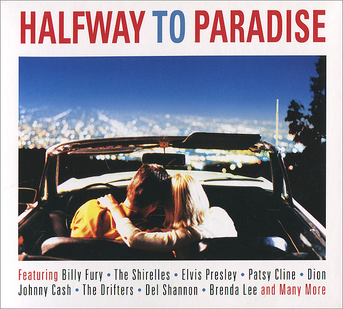 Disc 1: Halfway to Paradise01. Halfway To Paradise - Billy Fury02. I Count the Tears - The Drifters03. If A Man Answers - Bobby Darin04. Johnny Will - Pat Boone05. It's All In The Game - Bobby Vee06. 'D' In Love - Cliff Richard07. Drive In Show - Eddie Cochran08. Mr Blue - The Fleetwoods09. He's Old Enough To Know Better - The Crickets10. Bring It On Home To Me - Sam Cooke11. September In The Rain - Dinah Washington12. Hey Doll Baby - The Clovers13. I Want To Be Wanted - Brenda Lee14. Little Boy Sad - Johnny Burnette15. The Heart Of A Teenage Girl - Craig Douglas16. Let It Be Me - The Everly Brothers17. My Heart Is An Open Book - Michael Holliday18. Poor Me - Adam Faith19. It's Up To You - Rick Nelson20. I Can't Stop Loving You - Roy Orbison21. Just Out Of Reach - Solomon Burke22. The Wanderer - Dion23. A White Sport Coat - Terry Dene24. You Got What It Takes - Johnny Kidd & The Pirates25. What In The World's Come Over You - Jack ScottDisc 2: Halfway to Paradise01. Don't Be Cruel - Elvis Presley02. Why Do Fools Fall In Love - Alma Cogan03. It's Only Make Believe - Conway Twitty04. Counting Teardrops - Emile Ford & The Checkmates05. Memphis, Tennessee - Chuck Berry06. Butterfly - Andy Williams07. Love Is Strange - Lonnie Donegan08. Don't Break The Heart That Loves You - Connie Francis09. A Picture Of You - Joe Brown10. Born To Lose - Ray Charles11. Funny Way Of Laughin' - Burl Ives12. Crazy - Patsy Cline13. Don't Lead Me On - Neil Sedaka14. I Walk The Line - Johnny Cash15. Why - Frankie Avalon16. It Keeps Rainin' - Fats Domino17. Tonight (Could Be the Night) - The Velvets18. Softly As I Leave You - Matt Monro19. Mama Said - The Shirelles20. Over The Rainbow - Gene Vincent21. Rock Boppin' Baby - The Collins Kids22. Baby Baby Bye Bye - Jerry Lee Lewis23. Rubber Ball - Marty Wilde24. The Answer To Everything - Del Shannon25. If You Gotta Make A Fool Of Somebody - James Ray