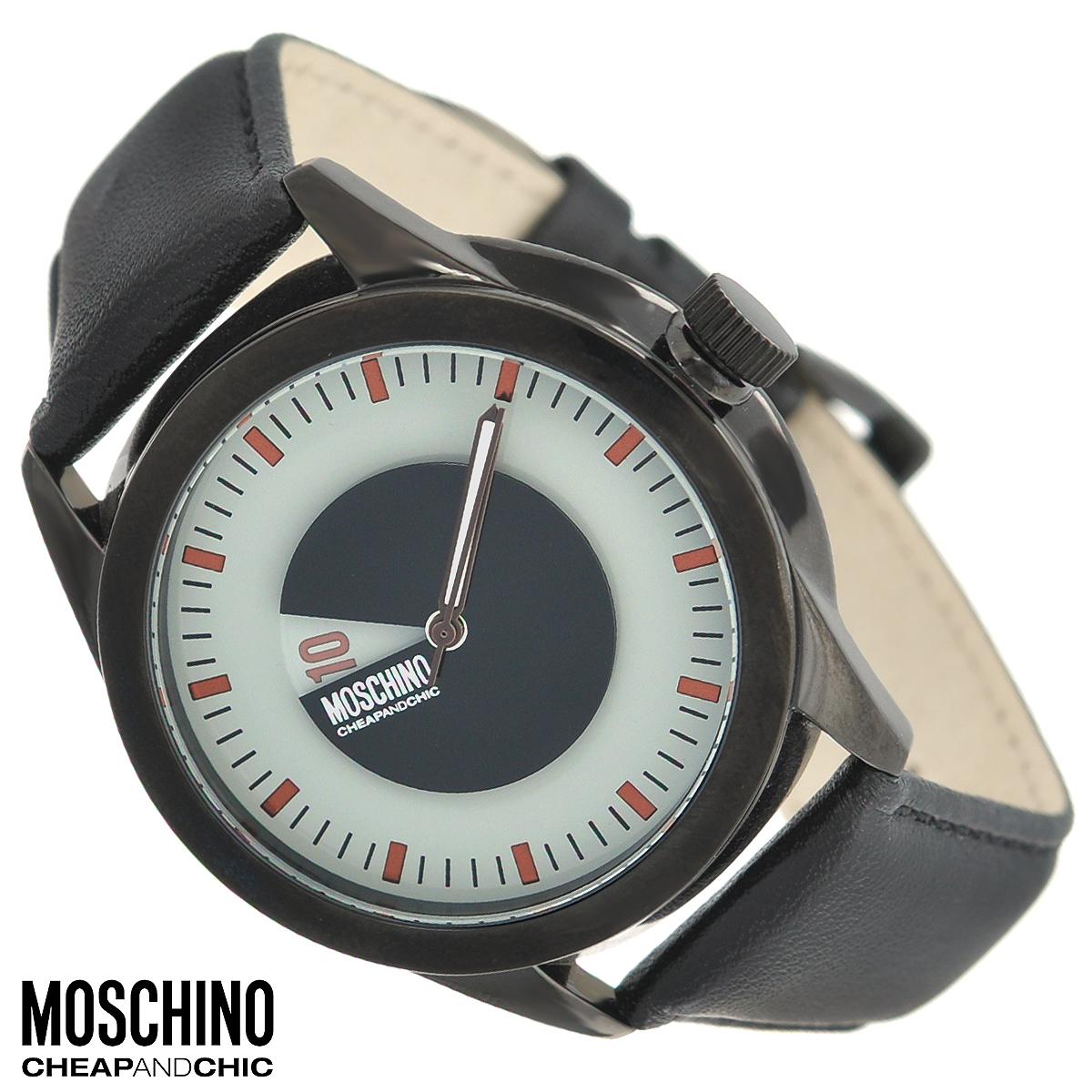 Часы наручные Moschino, цвет: черный. MW0340BM8434-58AEНаручные часы от известного итальянского бренда Moschino - это не только стильный и функциональный аксессуар, но и современные технологи, сочетающиеся с экстравагантным дизайном и индивидуальностью. Часы Moschino лаконичного дизайна оснащены кварцевым механизмом. Корпус выполнен из высококачественной нержавеющей стали. Циферблат с арабскими цифрами и отметками защищен минеральным стеклом. Часы имеют две стрелки - часовую и минутную. Ремешок часов выполнен из натуральной кожи и оснащен классической застежкой.Часы упакованы в фирменную металлическую коробку с логотипом бренда. Часы Moschino благодаря своему уникальному дизайну отличаются от часов других марок своеобразными циферблатами, функциональностью, а также набором уникальных технических свойств. Каждой модели присуща легкая экстравагантность, самобытность и, безусловно, великолепный вкус. Характеристики: Диаметр циферблата: 3,5 см.Размер корпуса: 3,9 см х 3,9 см х 0,8 см.Длина ремешка (с корпусом): 26,5 см.Ширина ремешка: 2 см.