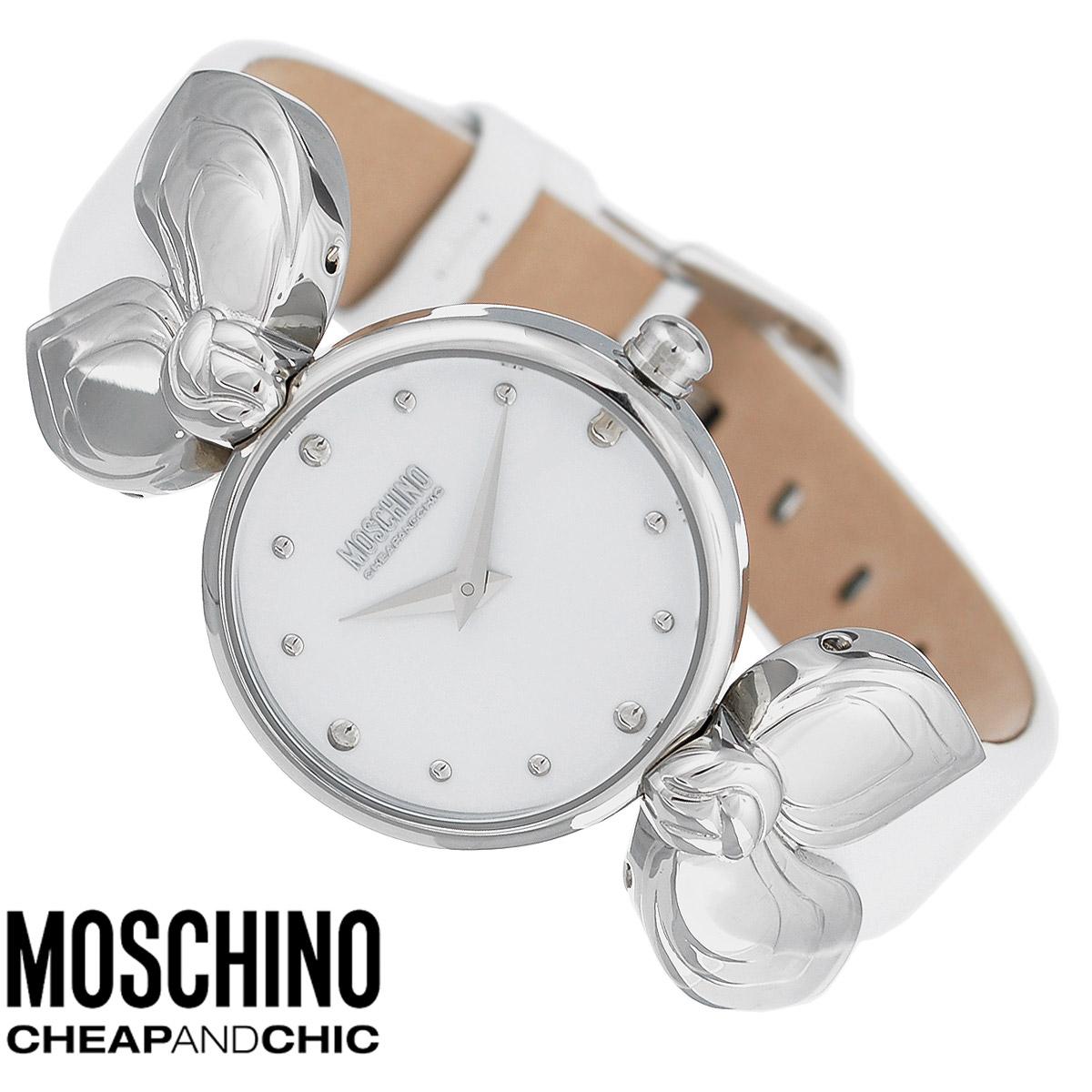 Часы женские наручные Moschino, цвет: белый. MW0308EQW-M710DB-1A1Наручные часы от известного итальянского бренда Moschino - это не только стильный и функциональный аксессуар, но и современные технологи, сочетающиеся с экстравагантным дизайном и индивидуальностью. Часы Moschino оснащены кварцевым механизмом. Корпус выполнен из высококачественной нержавеющей стали. Циферблат с отметками защищен минеральным стеклом. Часы имеют две стрелки - часовую и минутную. Ремешок часов выполнен из натуральной кожи и оснащен классической застежкой. Часы упакованы в фирменную металлическую коробку с логотипом бренда. Часы Moschino благодаря своему уникальному дизайну отличаются от часов других марок своеобразными циферблатами, функциональностью, а также набором уникальных технических свойств. Каждой модели присуща легкая экстравагантность, самобытность и, безусловно, великолепный вкус. Характеристики:Диаметр циферблата: 2,7 см.Размер корпуса: 3 см х 3 см х 0,7 см.Длина ремешка (с корпусом): 22 см.Ширина ремешка: 1,5 см.