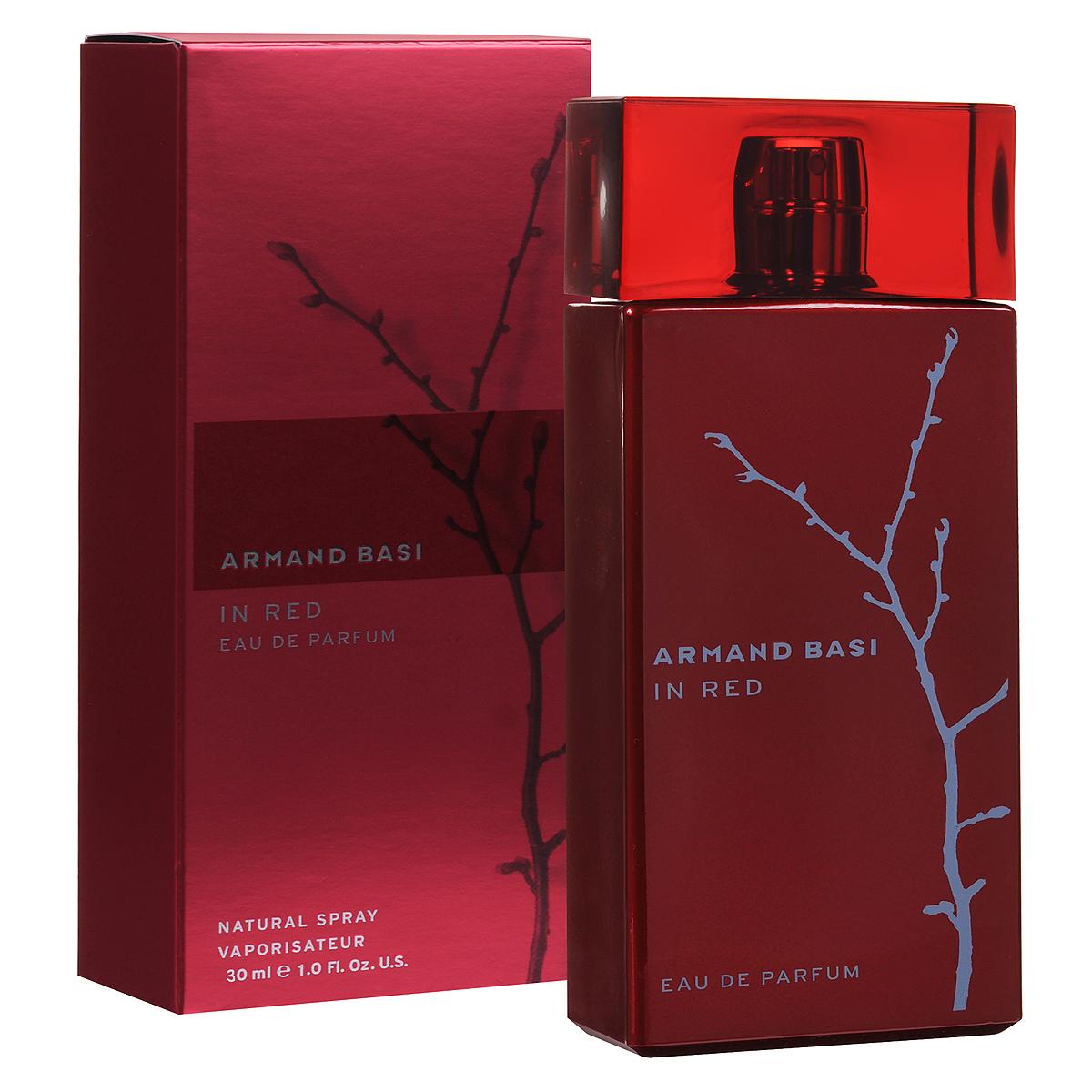 Armand Basi Парфюмерная вода In Red, женская, 30 мл40651Armand Basi выпускает новую - роскошную и неповторимую парфюмерную воду In Red - самый яркий из всех женских ароматов. Lady In Red. Женщина в Красном. Пламенный ангел страсти. Ее взгляд обжигает как огонь, ее дыхание - ветер свободы, ее поступь - волнующийтанец фламенко. Ее стан нежно изогнут как ветвь, готовая вот-вот распуститься цветами огненной страсти. А ее жизнь - нескончаемая коррида,из которой она всегда выходит победительницей.Только ей подвластна тайна настоящей страсти, только она воплощает собой бесконечную жажду жизни, непрерывную гипнотическую силу,завораживающую и околдовывающую каждого мужчину, их всех без исключения. Только она сможет укротить настоящего героя, только ейприсуща неведомая власть над мужчиной!Ее необыкновенная сущность расправляется крыльями за спиной. Эти крылья - страсть и солнце, томный соблазн и чистый свет. Они - пылающийогонь, переливающийся невероятными поразительными оттенками от нежно-розового до карминно-красного, от светло-алого до темно-пурпурного. Они - символ начала корриды, разжигающейся страсти в желаниях. И в этом бою мужчина непременно будет побежден, но счастье ирадость быть побежденным самой несравненной Кармен не сравнятся по своей яркой чувственности ни с одним даже самым бурнымпереживанием.Классификация аромата: цветочный.Пирамида аромата:Верхние ноты: ландыш, роза, лепестки фиалки, абсолют жасмина.Ноты сердца: кардамон, мандарин, бергамот.Ноты шлейфа:мох, амбра. Ключевые словаЖенственный, страстный!Самый популярный вид парфюмерной продукции на сегодняшний день - парфюмерная вода. Это объясняется оптимальным балансом цены икачества - с одной стороны, достаточно высокая концентрация экстракта (10-20% при 90% спирте), с другой - более доступная, по сравнению сдухами, цена. У многих фирм парфюмерная вода - самый высокий по концентрации экстракта вид товара, т.к. далеко не все производителисчитают нужным (или возможным) выпускать свои ароматы в виде духов. Как 