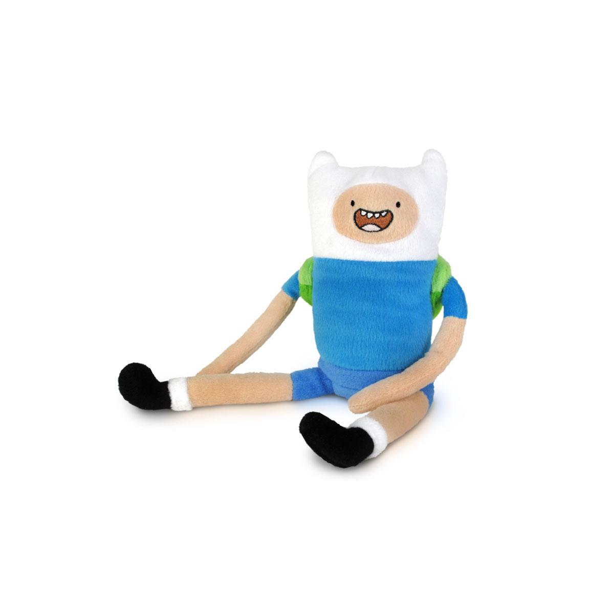 Мягкая игрушка Adventure Time Финн, 28 см