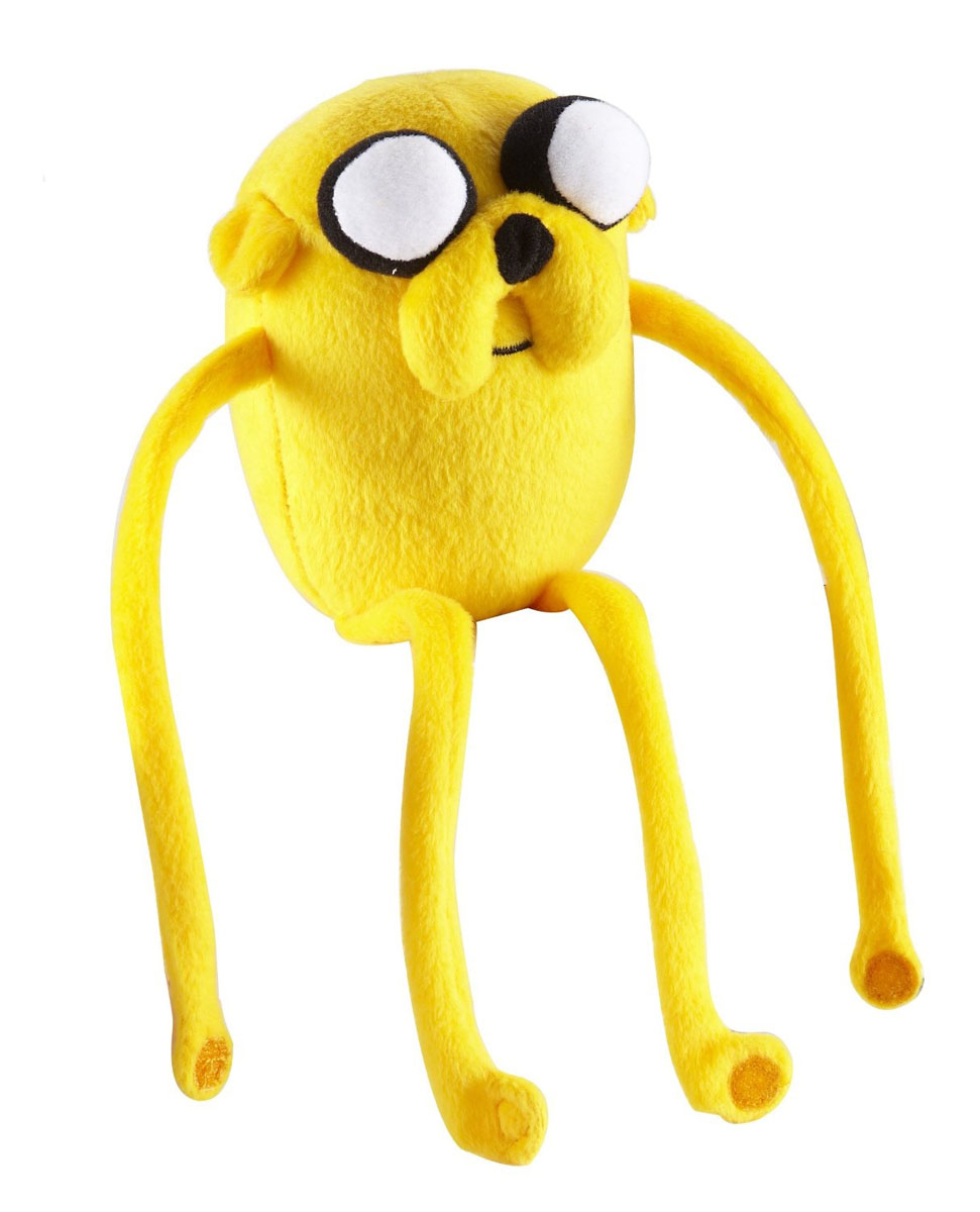 """Мягкая игрушка Adventure Time """"Джейк"""", 30 см"""
