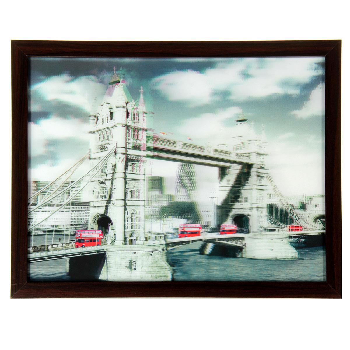 Картина объемная Sima-land Лондонский мост, 30 х 40 смБрелок для сумкиЦветовая гамма и интерьер влияют на настроение каждого, именно поэтому так важны детали, которые нас окружают. Знатоки интерьерных решений стараются применять самые разнообразные решения при художественном оформлении внутреннего пространства и использовать все возможные материалы. Картина объемная Sima-land Лондонский мост - это хорошее решение для интерьера по выгодной цене.