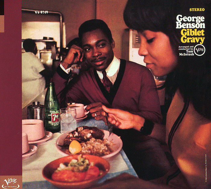 Джордж Бенсон George Benson. Giblet Gravy george benson the new boss guitar lp