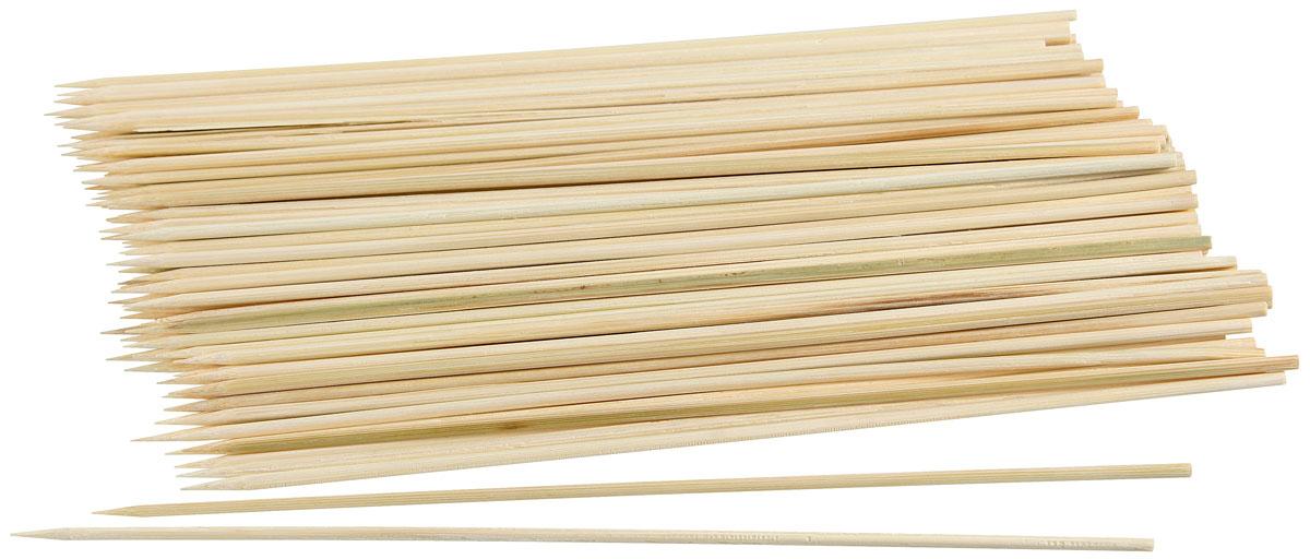 Палочки-шампуры бамбуковые 100шт, 18см28HS-4009Предназначены для приготовления шашлыка