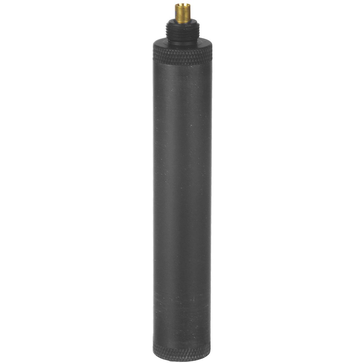 ASG имитация глушителя-удлинитель ствола CZ75D, CZ 75 P-07, STI (17644)527Имитация глушителя - удлинитель ствола. Подходит для пневматических пистолетов ASG линейки CZ75D, P-07 DUTY, STI DUTY калибра 4,5 мм. Внутри находится подпружиненный ствол, который при навинчивании глушителя удлиняет ствол пистолета и обеспечивает рост скорости примерно на 10 м/с. Возврат товара возможен только при наличии заключения сервисного центра. Время работы сервисного центра:Пн-чт: 10.00-18.00 Пт: 10.00- 17.00 Сб, Вс: выходные дни Адрес: ООО ГАТО, 121471, г.Москва, ул. Петра Алексеева, д 12., тел. (495)232-4670, gato@gato.ru