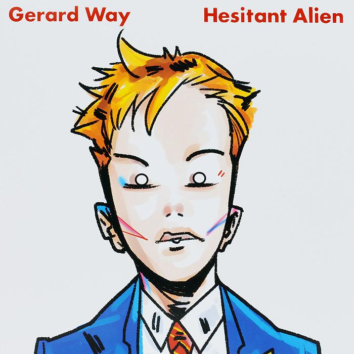 Джерард Уэй Gerard Way. Hesitant Alien (LP) актер джерард батлер фото