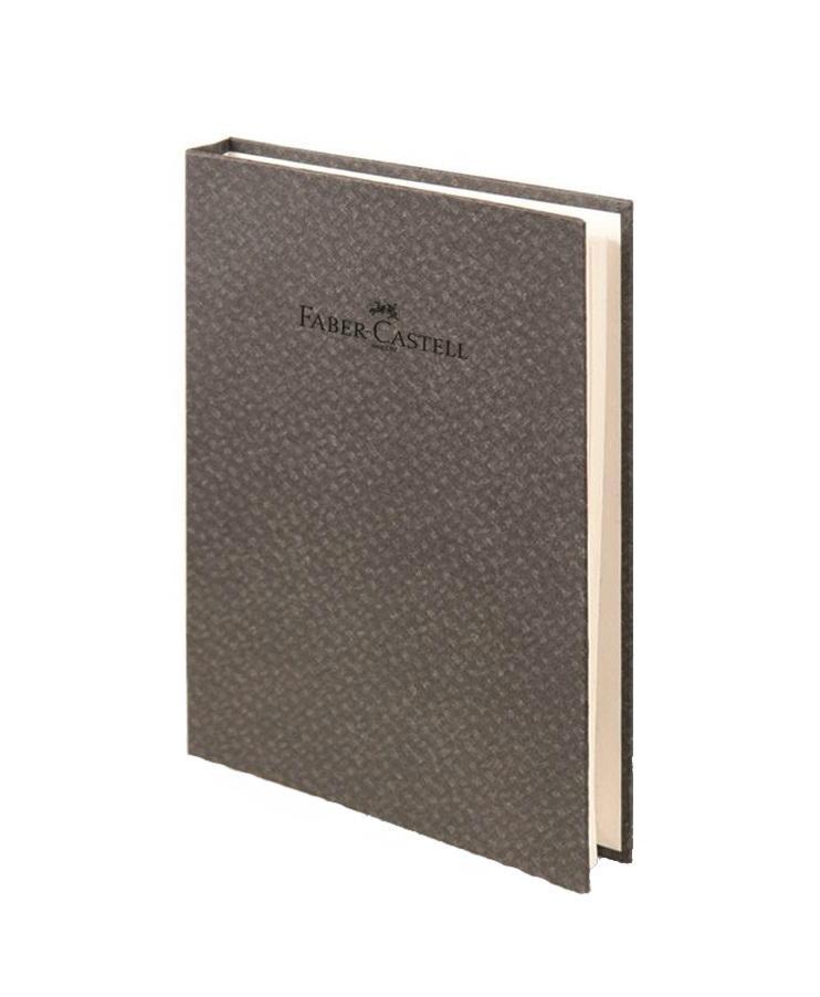 Блокнот со спиралью, серия Бамбук, формат А6, 100 стр, темно-серый, в линейку72523WDБлокнот со спиралью, серия Бамбук, формат А6, 100 стр, темно-серый, в линейку