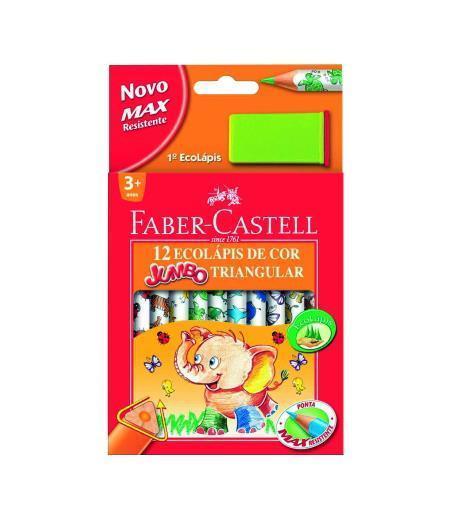 Цветные карандаши JUMBO TRIANGULAR с точилкой,набор цветов, в картонной коробке, 12 шт.72523WDВид карандаша: цветной.Особенности: С точилкой.Материал: дерево.