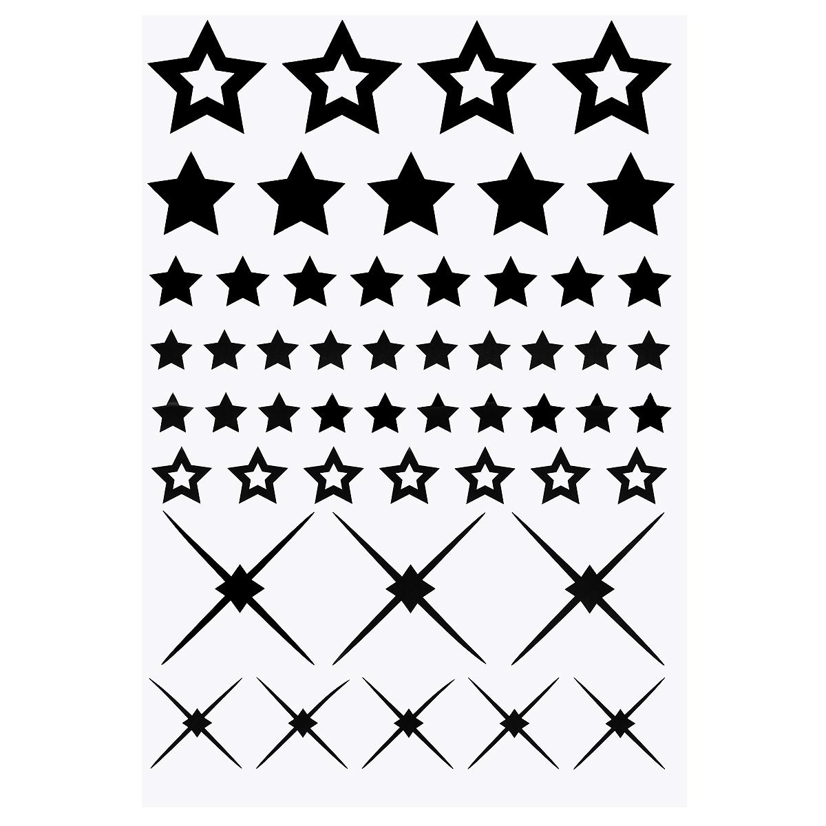 Стикер Paristic Звезды, 30 х 40 см300173Добавьте оригинальность вашему интерьеру с помощью необычного стикера Звезды. Изображение на стикере выполнено в виде нескольких звездочек различного размера. Изображения можно разделить и разместить в любых местах в выбранном вами помещении, создав тем самым необычную композицию.Необыкновенный всплеск эмоций в дизайнерском решении создаст утонченную и изысканную атмосферу не только спальни, гостиной или детской комнаты, но и даже офиса. Стикервыполнен из матового винила - тонкого эластичного материала, который хорошо прилегает к любым гладким и чистым поверхностям, легко моется и держится до семи лет, не оставляя следов.Сегодня виниловые наклейки пользуются большой популярностью среди декораторов по всему миру, а на российском рынке товаров для декорирования интерьеров - являются новинкой.Paristic - это стикеры высокого качества. Художественно выполненные стикеры, создающие эффект обмана зрения, дают необычную возможность использовать в своем интерьере элементы городского пейзажа. Продукция представлена широким ассортиментом - в зависимости от формы выбранного рисунка и от Ваших предпочтений стикеры могут иметь разный размер и разный цвет (12 вариантов помимо классического черного и белого). В коллекции Paristic-авторские работы от урбанистических зарисовок и узнаваемых парижских мотивов до природных и графических объектов. Идеи французских дизайнеров украсят любой интерьер: Paristic -это простой и оригинальный способ создать уникальную атмосферу как в современной гостиной и детской комнате, так и в офисе. В настоящее время производство стикеров Paristic ведется в России при строгом соблюдении качества продукции и по оригинальному французскому дизайну. Характеристики:Размер стикера:30см х40 см. Комплектация: виниловый стикер; инструкция. Производитель: Франция.
