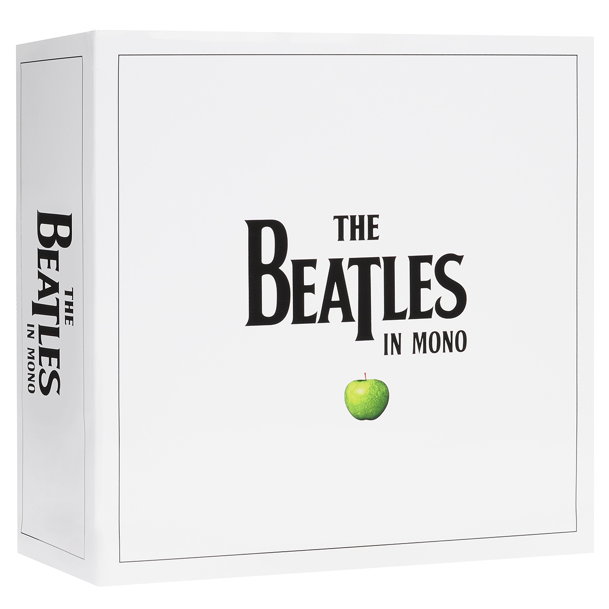 The Beatles The Beatles. The Beatles In Mono (14 LP) the beatles the beatles a hard day s night ecd