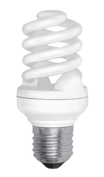 ESTARES Лампочка энергосберегающая люминисцентная Спираль 20W E27 2700K теплый белый 8000h L103mm*D45mmC0042416ESTARES Лампочка энергосберегающая люминисцентная Спираль 20W E27 2700K теплый белый 8000h L103mm*D45mm