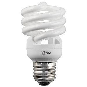 ЭРА SP-M-26-827-E27 мягкий белый светC0027370Серия ECONOMY – традиционные энергосберегающие лампы, экономят до 80% электроэнергии и на 20% сокращают коммунальные платежи.