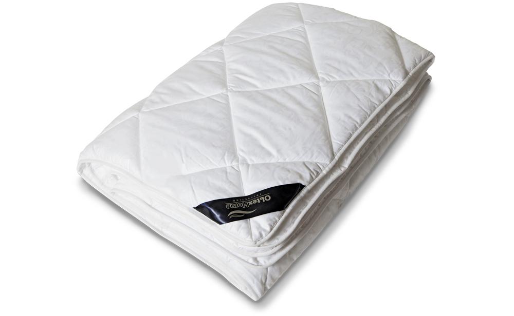 Одеяло облегченное OL-Tex Nano Silver, наполнитель: микроволокно OL-Tex с ионами серебра, цвет: белый, 172 см х 205 смОЛСС-18-2Очень красивое и легкое одеяло OL-Tex Nano Silver порадует Вас не только прекрасным внешним видом, но и полезными свойствами. Оно подарит вам ни с чем несравнимую мягкость и комфорт. Чехол одеяла белого цвета выполнен из сатина с жаккардовым цветочным узором, оформлен фигурной стежкой и окантован по краю. Внутри - наполнитель из микроволокна OL-Tex с ионами серебра.Микроволокна наполнителя обогащены ионами серебра, известного своими антибактериальными, противовирусными и иммунозащитными свойствами. Изделия этой коллекции являются гипоаллергенными и способствуют снятию статического электричества. За одеялом легко ухаживать, оно не теряет своих свойств после многократных стирок.Основные свойства микроволокна OL-Tex с ионами серебра: - антибактериальный эффект, - антистатический эффект, - превосходная терморегуляция. Подарите себе здоровый сон! Нежное, легкое, теплое одеяло - прекрасный подарок себе и своим близким. Изделия OL-Tex - качество и комфорт для всей семьи. Рекомендации по уходу:- Ручная и машинная стирка при температуре 30°С.- Не гладить.- Не отбеливать. - Нельзя отжимать и сушить в стиральной машине. - Сушить вертикально. Размер одеяла: 172 см х 205 см. Материал чехла: сатин-жаккард (100% хлопок). Материал наполнителя: микроволокно OL-Tex с ионами серебра. Плотность: 200 г/м2.