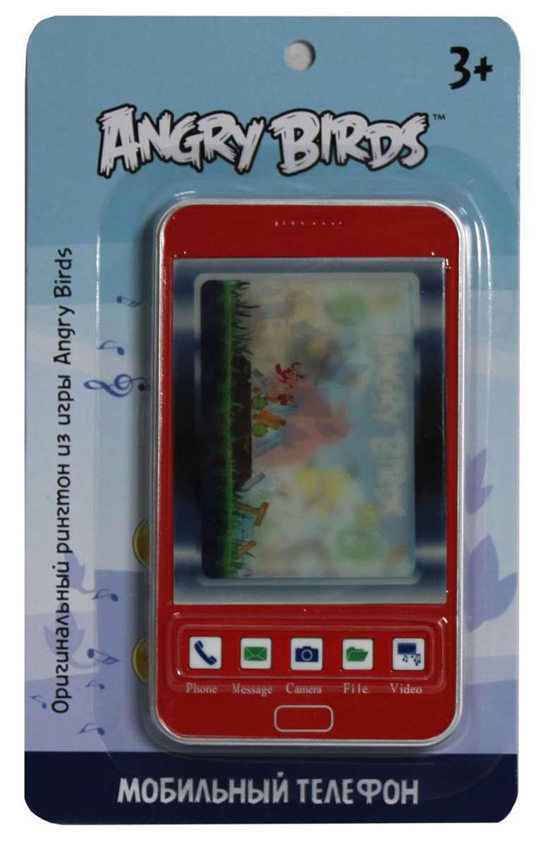 Игрушка 1TOY Мобильный телефон Angry Birds. Т55640 книги со стереокартинками купить