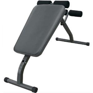 Скамья для пресса Body Sculpture, цвет: черный. SB-600 - Силовые тренажеры