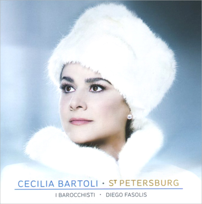 Cecilia Bartoli returns with a new album of eleven world premiere recordings. For the first time she explores the musical treasures of Tsarist Russia when threeformidable women wielded power, shaping Russia culturally and politically. The Tsaritsas — Anna, Elizabeth and Catherine the Great — imported composers primarily from Italy, giving birth to the Russian Baroque. These arias of exquisite beauty were discovered by Cecilia Bartoli herself. She embarked on a journey that led her to musical treasures of the Imperial Court hidden and lost for over 200 years. Mostly sung in Italian, the album also offers the first opportunity to hear Cecilia sing in Russian.