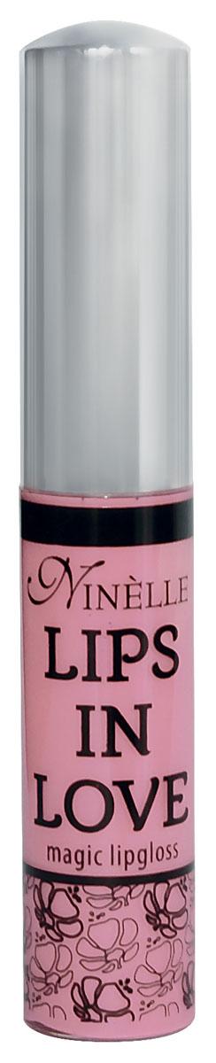 Ninelle Блеск для губ Lips in Love, тон № 24, 10 мл28032022Блеск для губ Lips in Love придает губам дополнительный объем и насыщенный цвет. Гипоаллергенный. Товар сертифицирован.