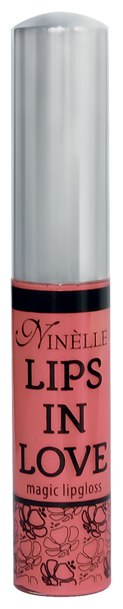 Ninelle Блеск для губ Lips in Love, тон №26, 10 мл5010777139655Блеск для губ Lips in Love придает губам дополнительный объем и насыщенный цвет. Гипоаллергенный. Товар сертифицирован.