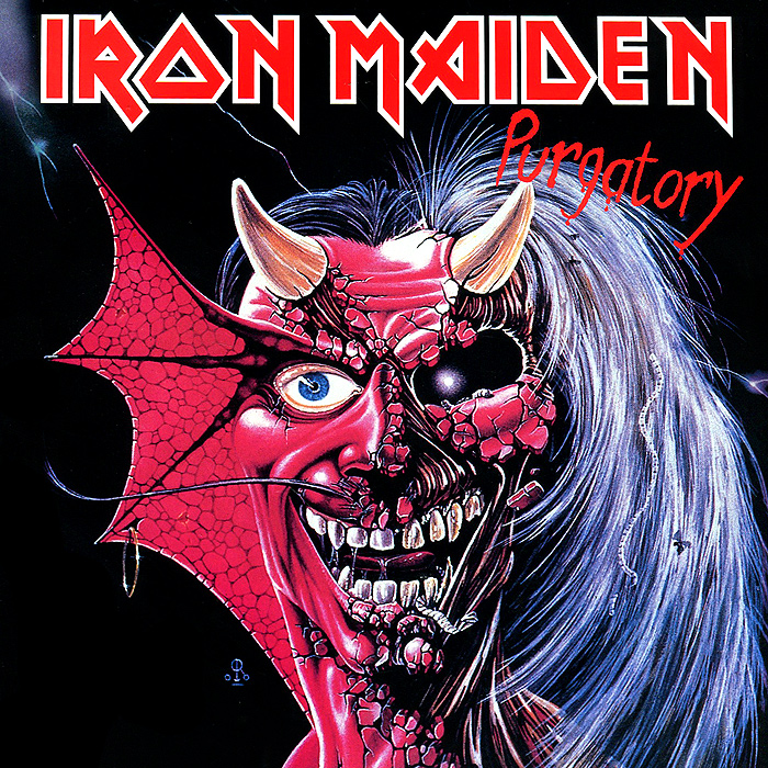 Iron Maiden Iron Maiden. Purgatory (LP) iron maiden – the book of souls live chapter 3 lp